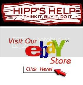 Hipp's Help Ebay, Everyday items discounted for you!