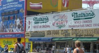 Nathans-hotdogs